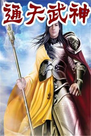武侠小说《通天武神》在线全文免费阅读